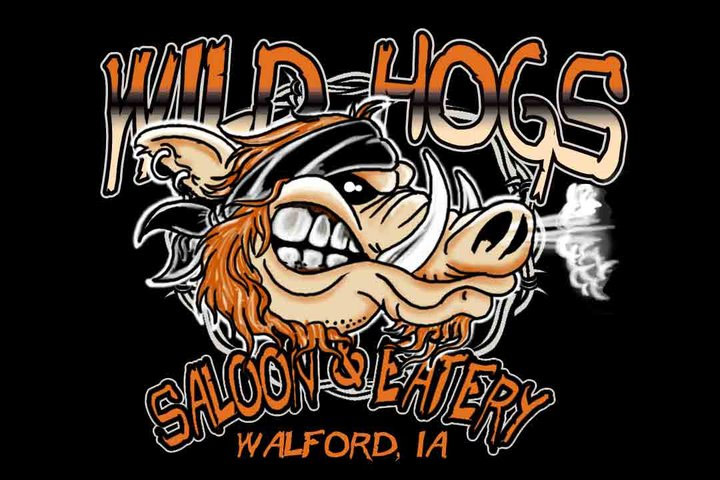 Wild Hogs Saloon & Eatery - Walford, IA