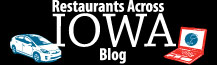 Restaurants Across Iowa Blog